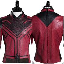 Shang-Chi and the Legend of the Ten Rings  Cosplay Jacket Coat Costume Outfit Halloween Carnival Suit