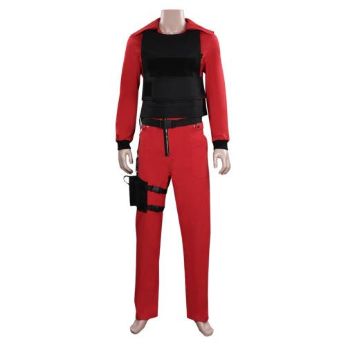 House of Paper / Money Heist Season 5 Cosplay Costume Outfits Halloween Carnival Suit