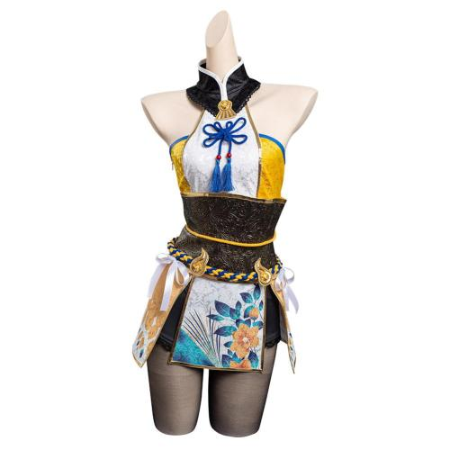 Game Naraka: Bladepoint -Kurumi Cosplay Costume Halloween Carnival Suit