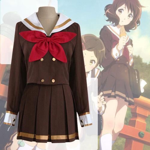 Anime Hibike! Kumiko Oumae Cosplay Costume