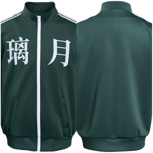 Genshin Impact  Liyue Cosplay Costume Coat Halloween Carnival Suit