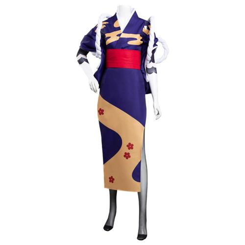 Star Wars: Visions Lop and Ocho - Ocho Cosplay Costume Outfits Halloween Carnival Suit