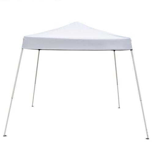 Portable Home Use Waterproof Folding Tent White (2.5 x 2.5m)