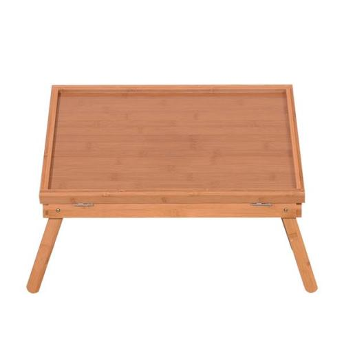 Table Top Adjustable Dining-table Wood Color