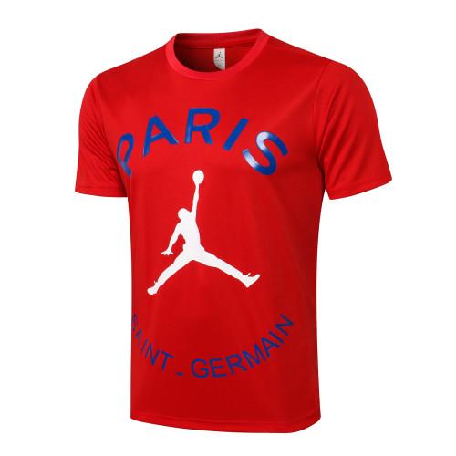 Paris Saint Germain Training Jersey 21/22 Red
