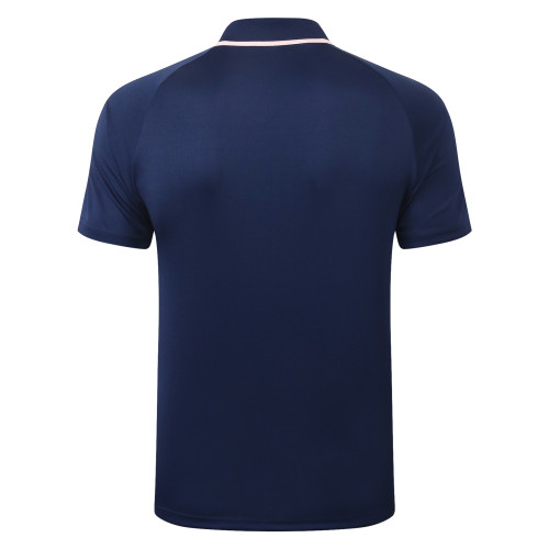 Real Madrid POLO Jersey 20/21 Royal blue