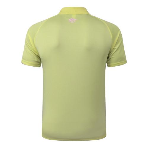 Arsenal POLO Jersey 20/21 Yellow
