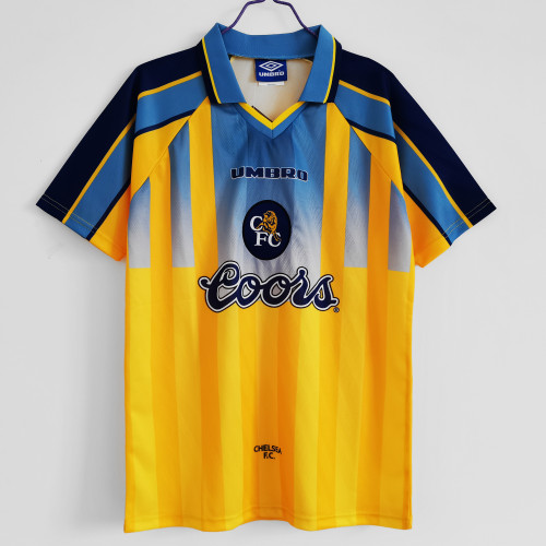 Chelsea Away Retro Jersey 95/97