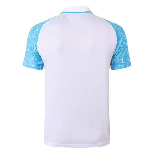 Manchester City POLO Jersey 20/21 White