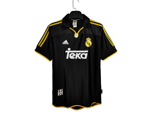 Real Madrid Away Retro Jersey 1999/01