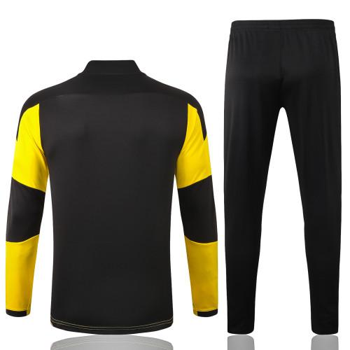 Borussia Dortmund Training Jersey Suit 20/21 Yellow