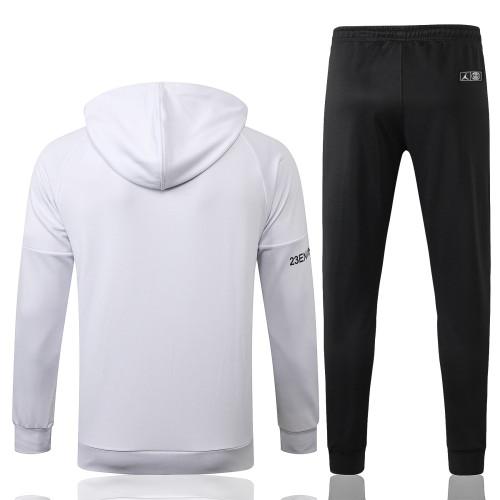 Paris Saint Germain Training Jacket Suit 20/21 White