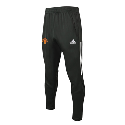 Manchester United Training Pants 20/21 Army Green