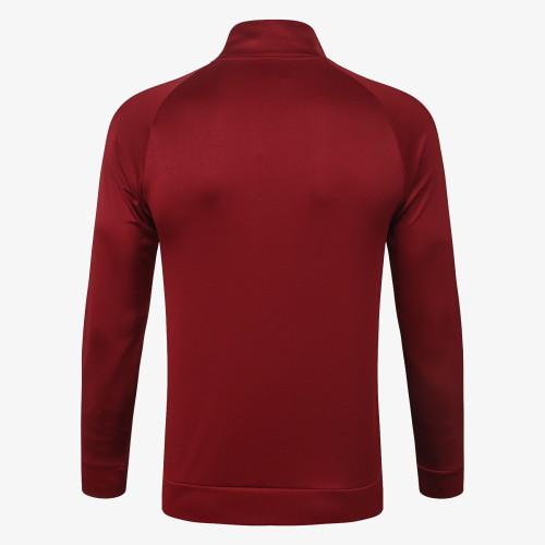 Manchester United Training Jacket 20/21 Red