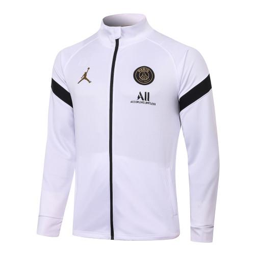 Paris Saint Germain Training Jacket 20/21 White