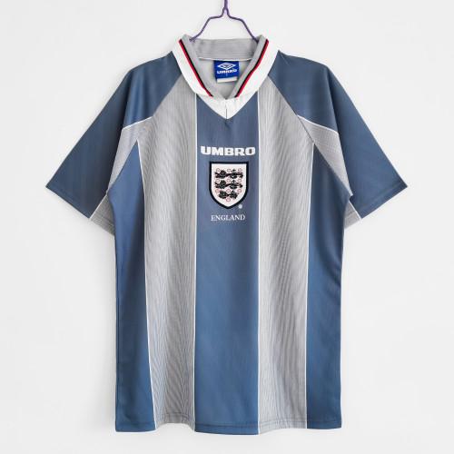 England Retro Jersey 1996