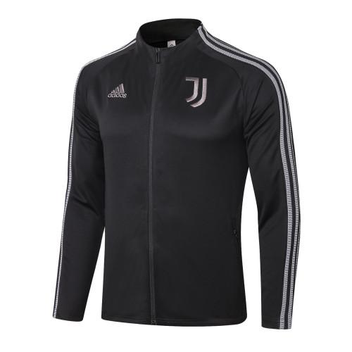 Juventus Training Jacket 20/21 Black