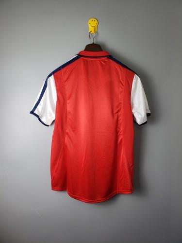 Arsenal Home Retro Jersey 00/02