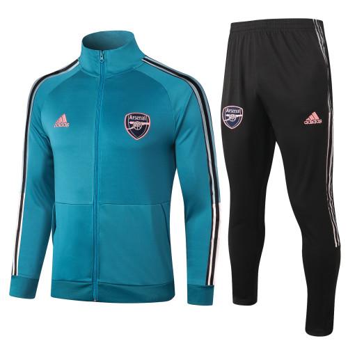 Arsenal Training Jacket 20/21 Blue