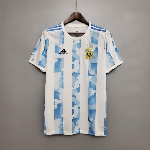 Argentina Home Man Jersey 21/22