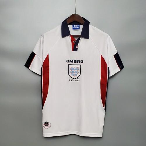 England Retro Home Jersey 1998
