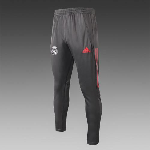 Real Madrid Training Pants 20/21 Gray