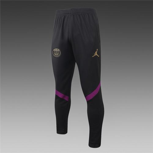 Paris Saint-Germain Training Pants 20/21 Black-Purple