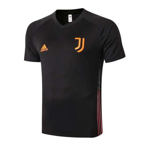 Juventus Training Jersey 20/21 Black