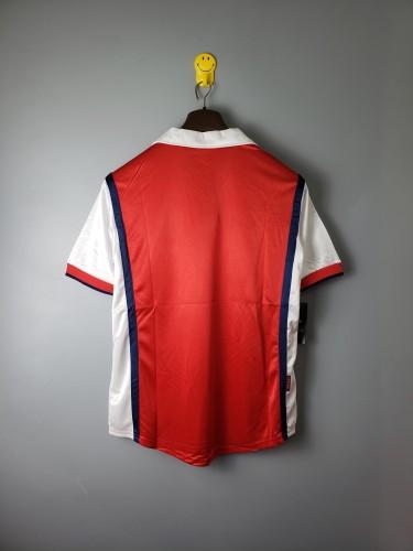 Arsenal Home Retro Jersey 98/99