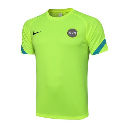 Inter Milan Training Jersey 21/22 Fluorescent Green