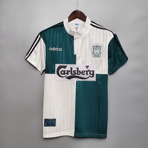 Liverpool Away Retro Jersey 95/96