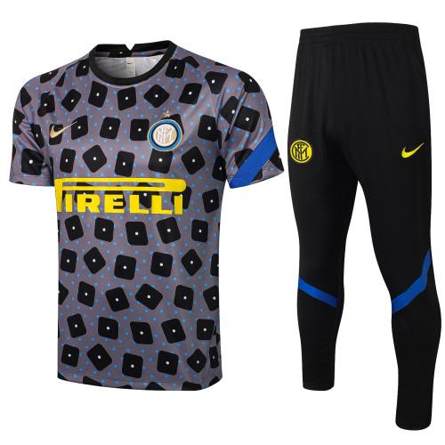 Inter Milan Training Jersey 21/22
