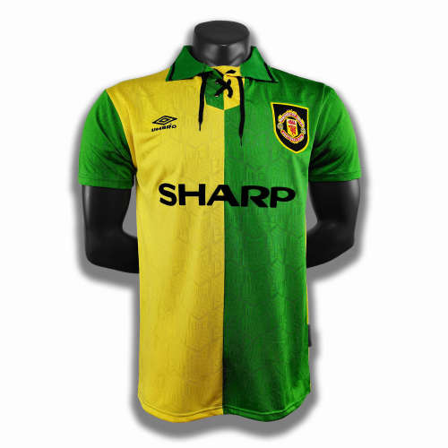 Manchester United Away Retro Jersey 92/93