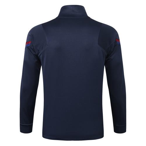 Barcelona Training Jacket 20/21 Royal blue