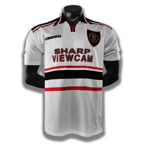 Manchester United Away Retro Jersey 98/99