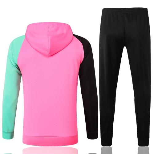 Barcelona Training Jacket Suit 20/21 Pink