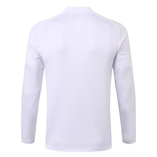 Real Madrid Training Jacket 20/21 White