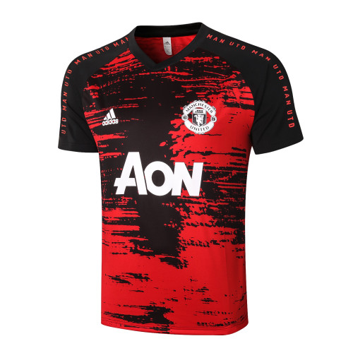 Manchester United Training Jersey 20/21 Red