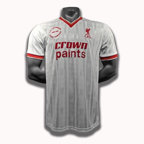 Liverpool Away Retro Jersey 85/86