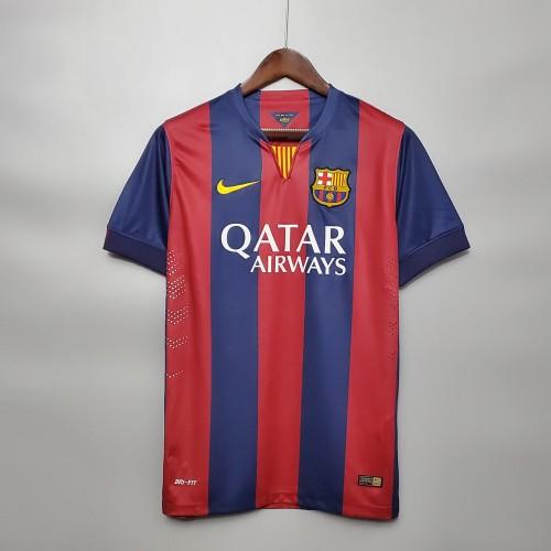 Barcelona Retro Jersey 14/15
