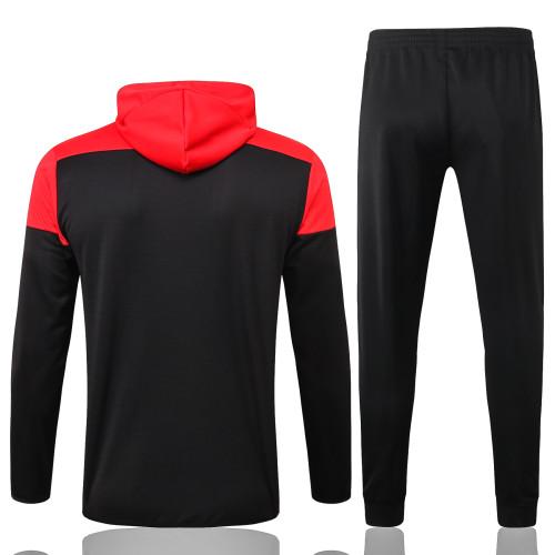 Bayern Munich Training Jacket Suit 20/21 Black