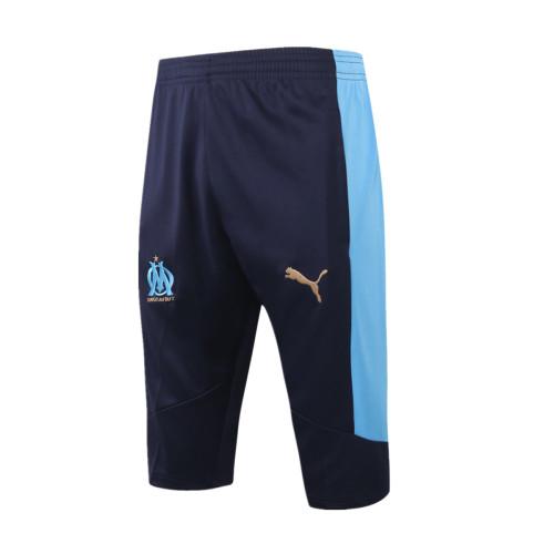 Marseille Training Capri Pants 20/21 Royal Blue
