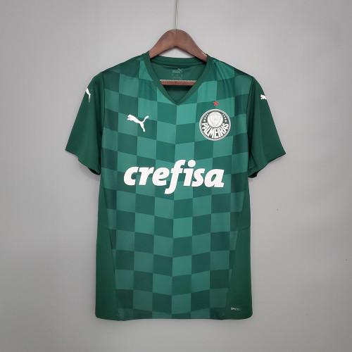 Palmeiras Home Man Jersey 21-22