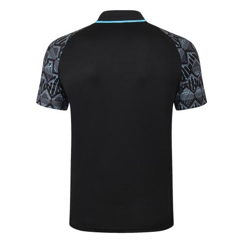 Manchester City POLO Jersey 20/21 Black