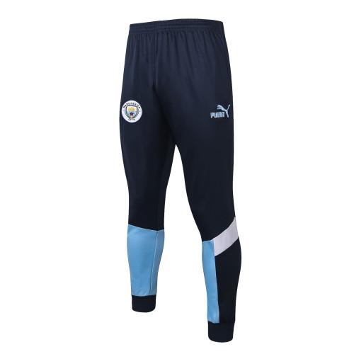 Manchester City Training Pants 20/21 Royal Blue-Blue
