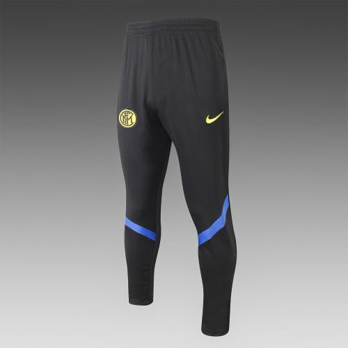 Inter Milan Training Pants 20/21 Black