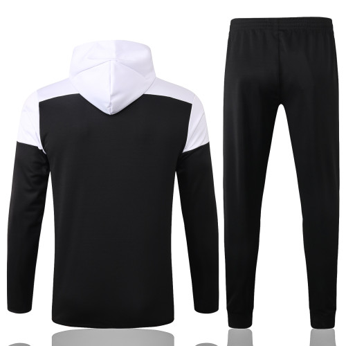 Juventus Training Jacket Suit 20/21 Black