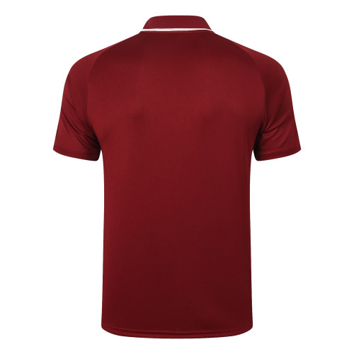 Manchester United POLO Jersey 20/21 Red