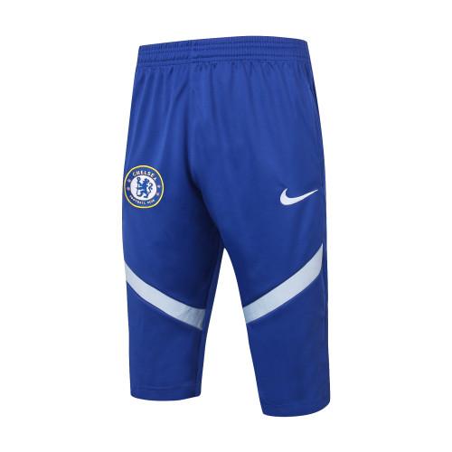 Chelsea Training Capri Pants 20/21 Blue