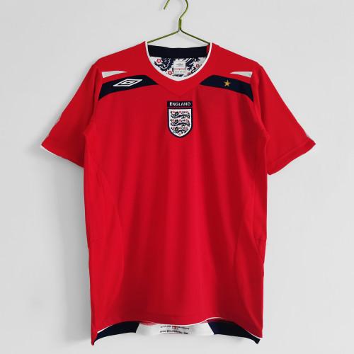 England Retro Away Jersey 08/10